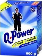 Prací prášek na montérky Q Power