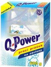 Prací prášek na záclony Q Power
