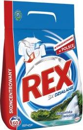 Prací prášek Rex