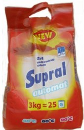 Prací prostředek Supral