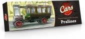 Bonboniéra Pralinky belgické Choco Cars Delafaille