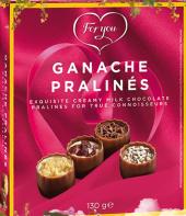 Bonboniéra Pralinky Ganache For you