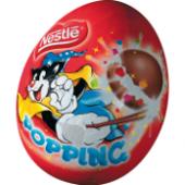 Vajíčka praskající Nestlé