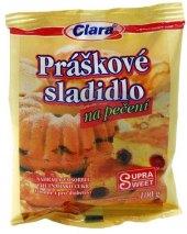 Práškové sladidlo na pečení Clara