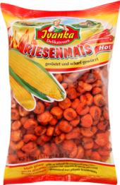 Kukuřice pražená Ivanka