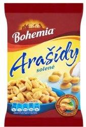 Pražené arašídy Bohemia Chips