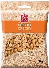 Pražené arašídy Fine Life