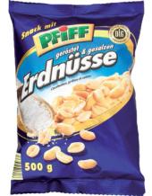 Pražené arašídy Pfiff