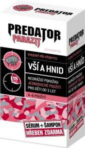 Šampon + sérum proti vším Predátor Parazit