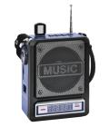 Přenosné rádio Manta RDI 102