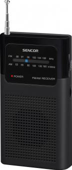 Přenosné rádio Sencor SRD 1100 B
