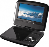 Přenosný DVD přehrávač Sencor SPV 7724T