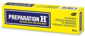 Mast na hemoroidy Preparation H