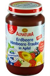 Přesnídávka ovocná Bio Alnatura