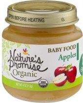 Přesnídávka ovocná Bio Baby Nature's  Promise