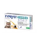 Prevence antiparazitní pro kočky Fypryst Combo Krka