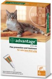 Prevence pro kočky antiparazitní Spot on Advantage