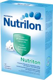 Přídavek do mléka Nutriton Nutrilon