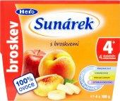 Příkrm 100% ovoce Sunárek
