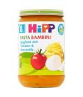Příkrm hotová jídla bio HiPP