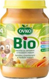 Příkrm masozeleninový Bio Ovko