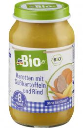 Příkrm masozeleninový dm Bio