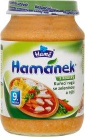 Příkrm masozeleninový Hamánek