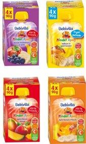 Příkrm ovocné pyré Kinder Spass Bebivita