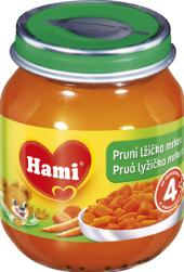 Příkrm zeleninový Hami