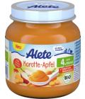 Příkrmy bio Alete Nestlé
