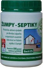 Přípravek Bakterie do žump a septiků Baktoma