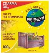 Přípravek Bio-P4 do kompostu Nohel Garden