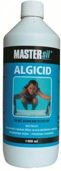 Přípravek do bazénu Algicid Mastersil