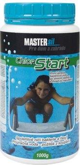 Přípravek do bazénu Chlor Start Mastersil