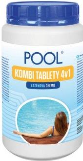 Přípravek do bazénu Kombi tablety Pool
