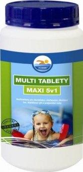 Přípravek do bazénu Multi tablety maxi 5v1 Probazen