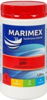 Přípravek do bazénu pH minus Marimex