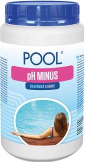 Přípravek do bazénu pH minus Pool