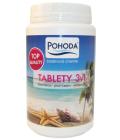 Přípravek do bazénu tablety 3v1 Pohoda