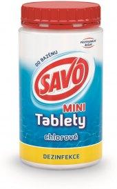 Přípravek do bazénu tablety Savo