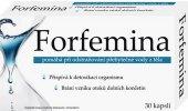 Přípravek na odvodnění Forfemina
