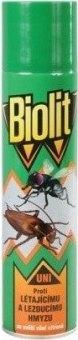 Přípravek proti létajícímu a lezoucímu hmyzu sprej Biolit