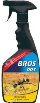 Přípravek proti lezoucímu hmyzu a mravencům 007 Bros