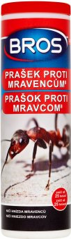 Přípravek proti mravencům prášek Bros