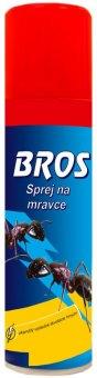 Přípravek proti mravencům sprej Bros