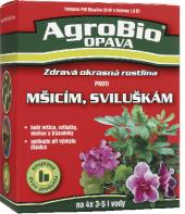 Přípravek proti mšicím a sviluškám Zdravá okrasná rostlina AgroBio