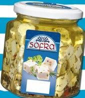 Sýr přírodní v nálevu Sofra