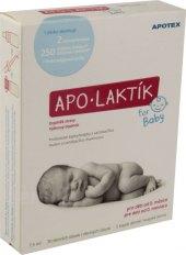Probiotické kapky pro děti Apo-Laktík Apotex