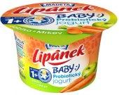 Jogurt probiotický Lipánek Baby Madeta