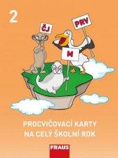 Procvičovací karty pro 2 ročník ZŠ Syrová Lenka